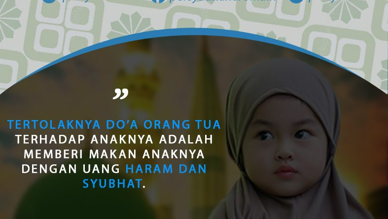 Persyadha Al Haromain | Tertolaknya Do'a