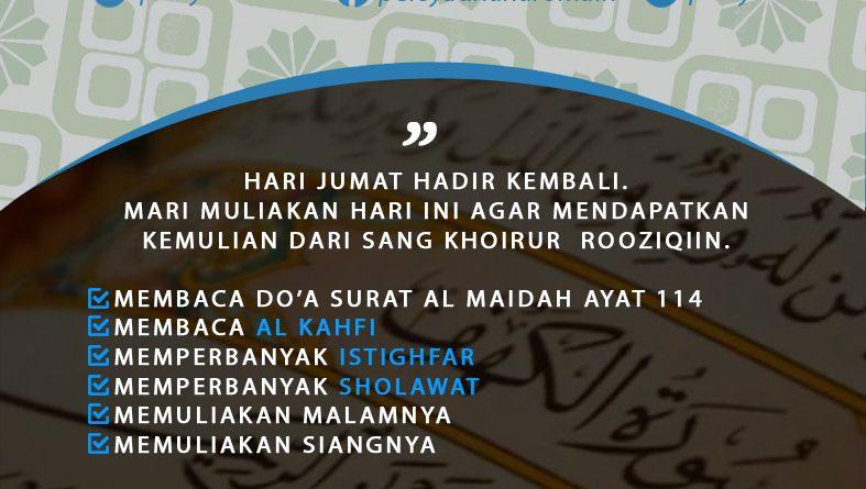Persyadha Al Haromain | Jumat